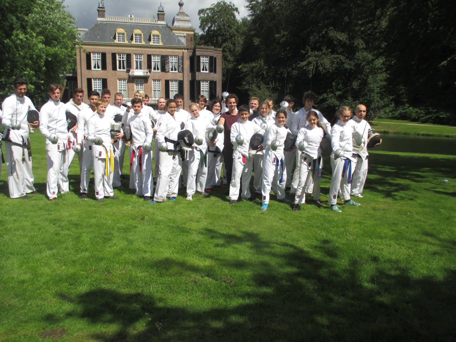 Taekwon-Do kamp 2016 - ITF Royal Dutch